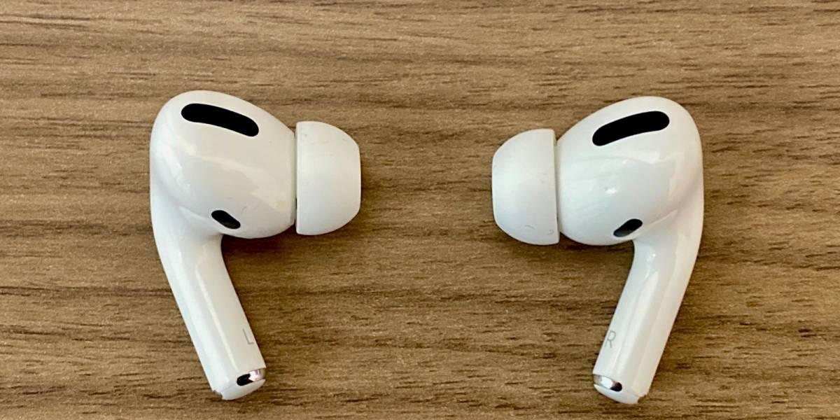 Con los auriculares AirPods Pro de Apple eliminarás el ruido externo