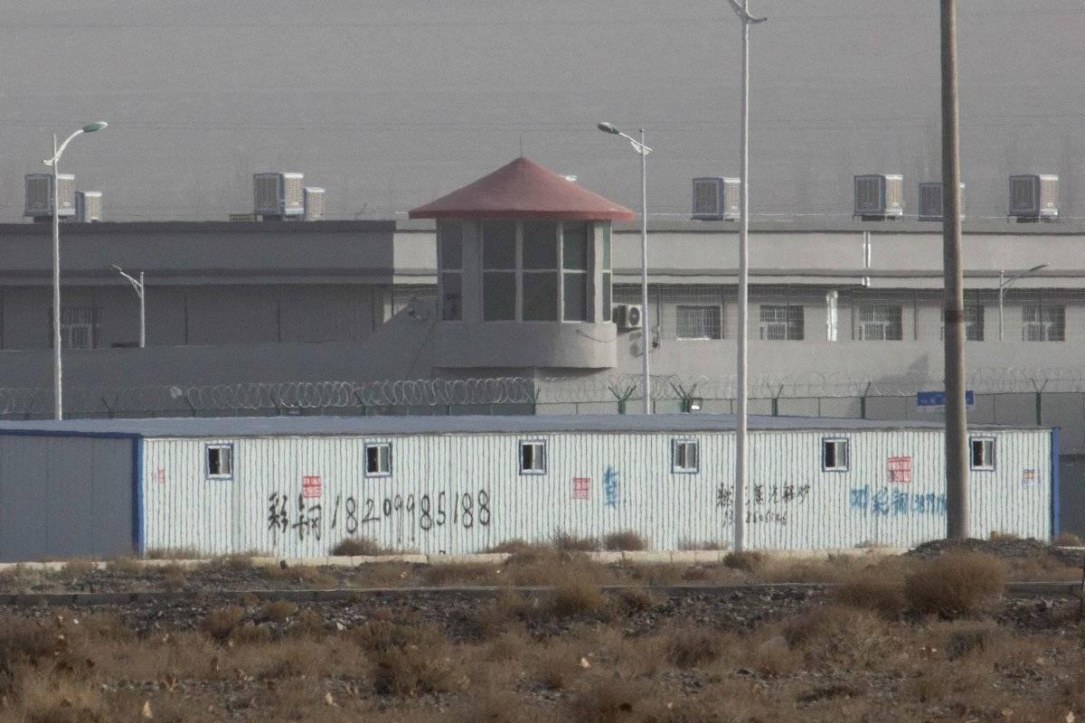 centros detencion china