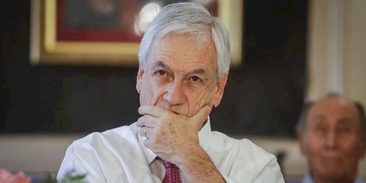 Alcanzó un mínimo histórico: aprobación de Piñera se desploma y logra un 12% de respaldo en encuesta Cadem