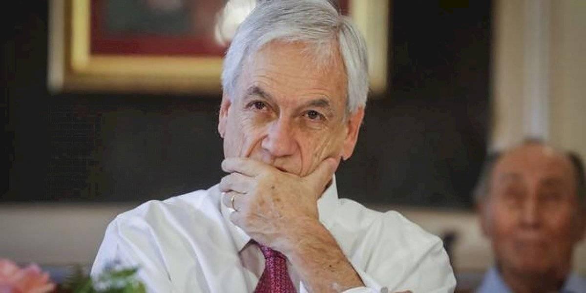 Piñera tras encuesta CEP: