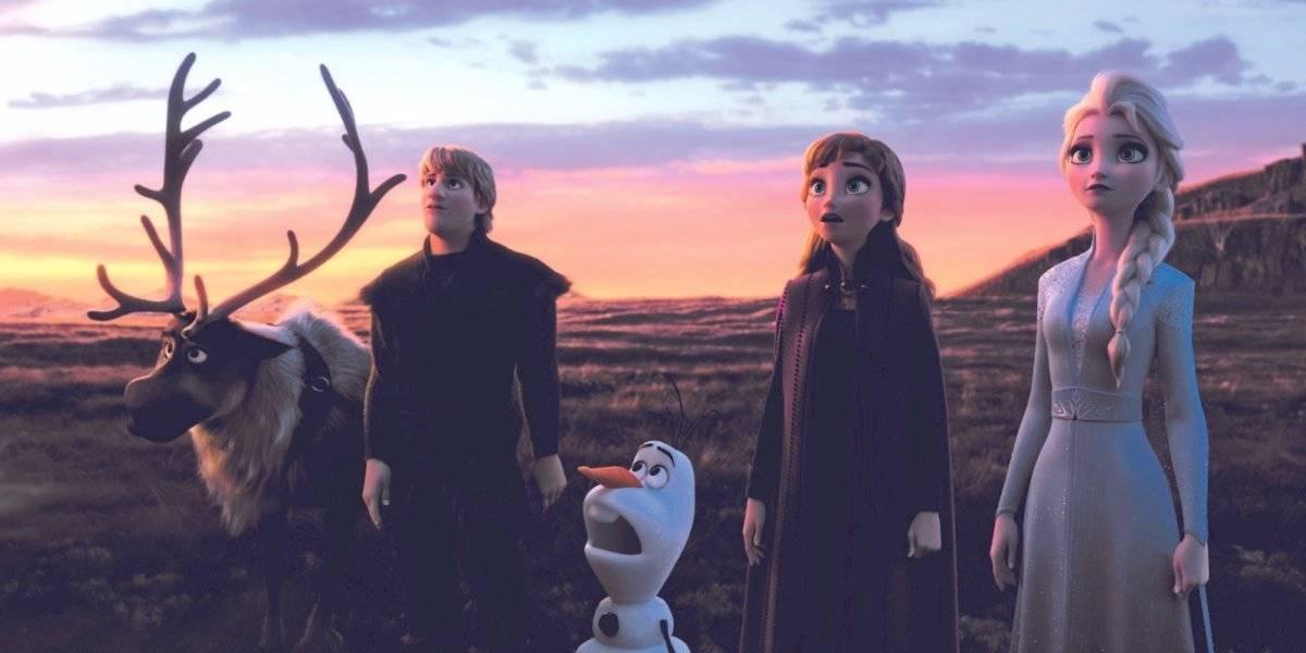 """Irina Menzel, de Elsa en """"Frozen II"""": """"Yo adoro lo que ella representa"""""""