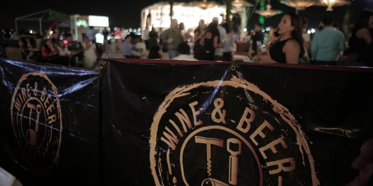 Música y variada gastronomía en el Wine and Beer Fest en Quito
