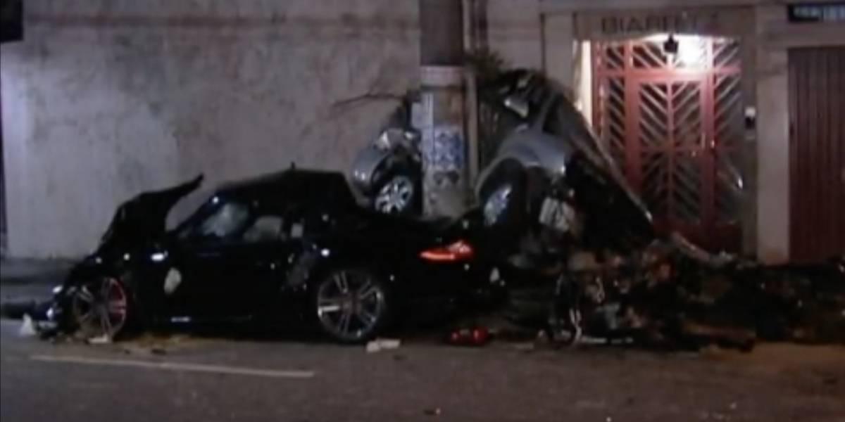 Oito anos depois, motorista de Porsche que matou advogada será julgado por homicídio