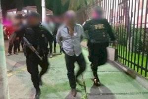 capturados por intentar sobornar a agentes de PNC en Chiquimula