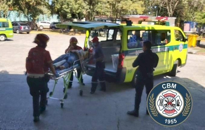 Disparan contra mujer tras oponerse a asalto en zona 11