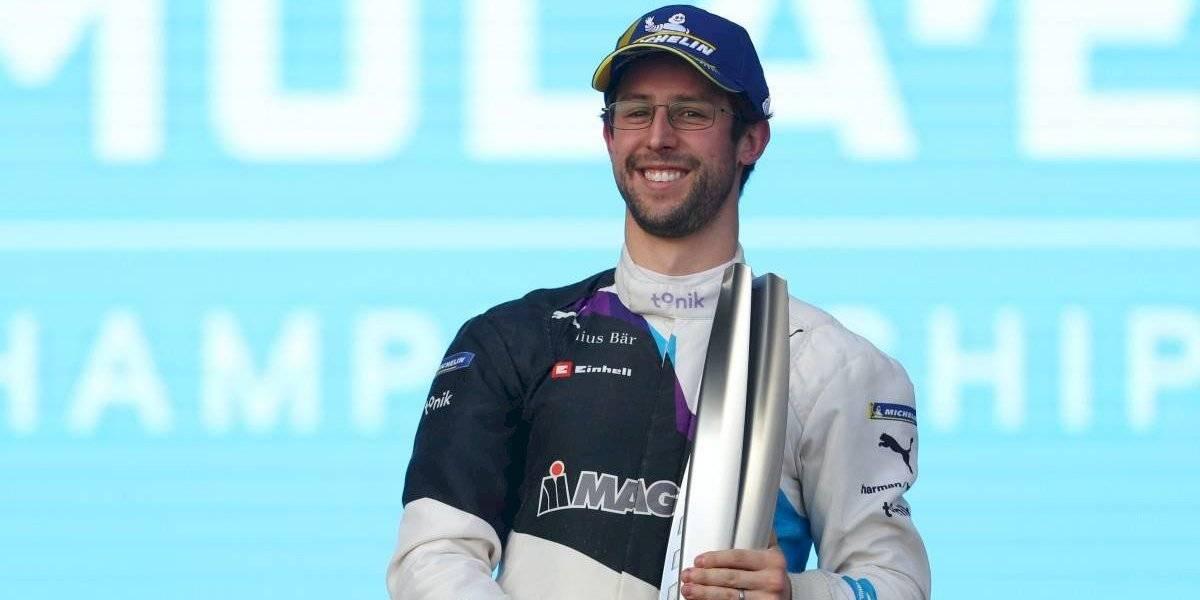 Alexander Sims y Mercedes-Benz llegarán a Santiago como líderes de la Fórmula E