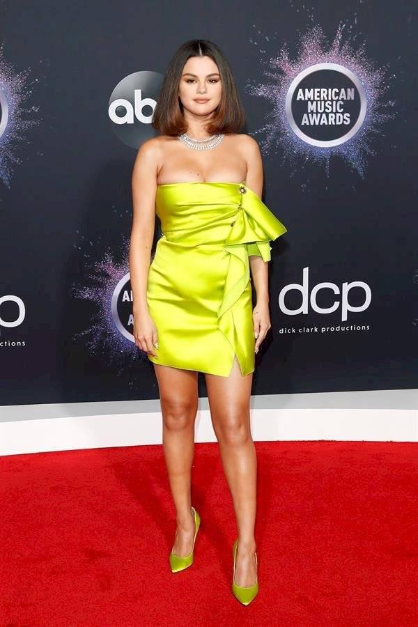 Selena Gomez en los American Music Awards 2019 EFE