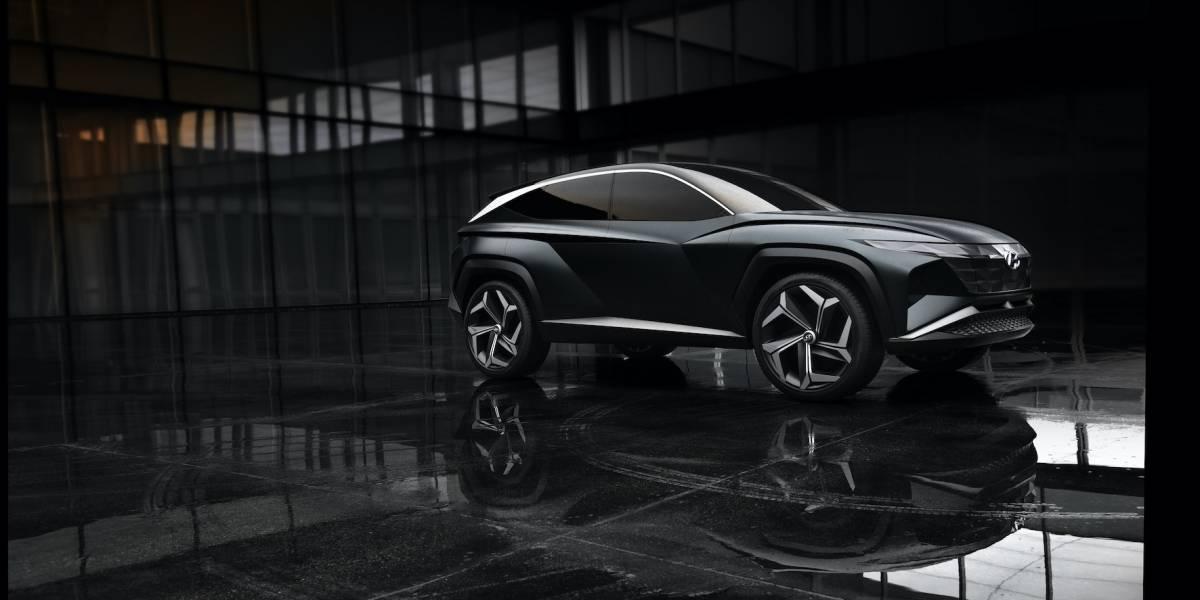 Hyundai Vision T Plug-in Hybrid, con dinamismo funcional y respetuoso con el medio ambiente