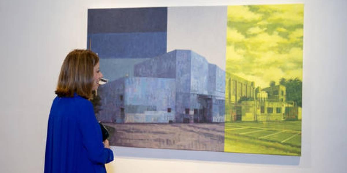 """Exposición """"Ignorando las reglas"""", hasta el 10 de diciembre en la galería Lyle O. Reitzel"""