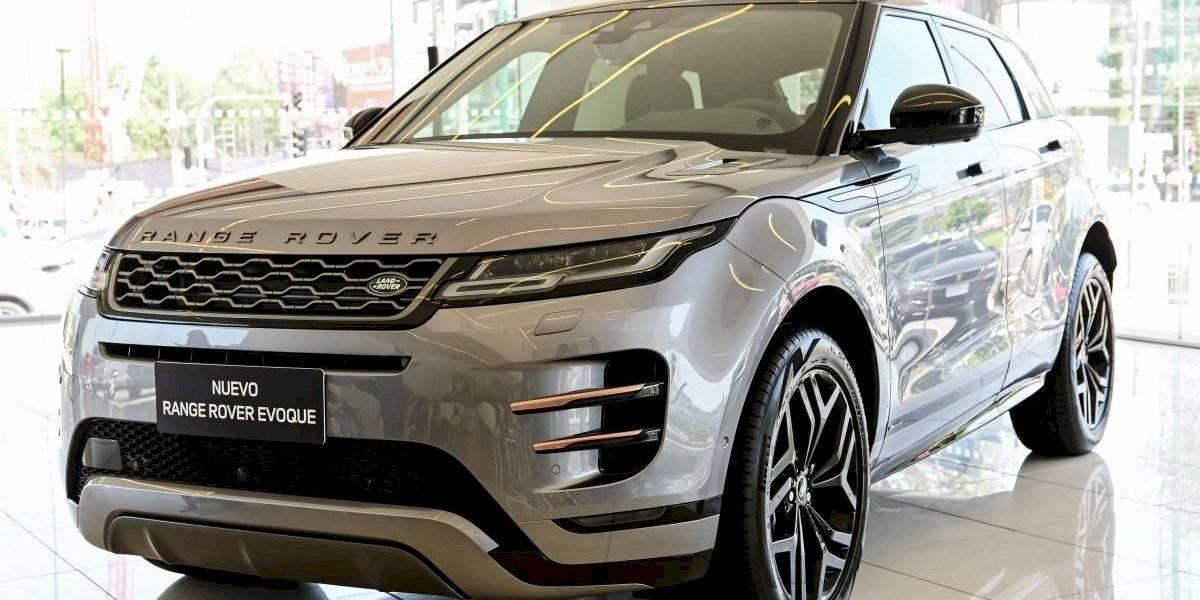 Land Rover apela a la eficiencia con su nuevo Range Rover Evoque Mild Hybrid