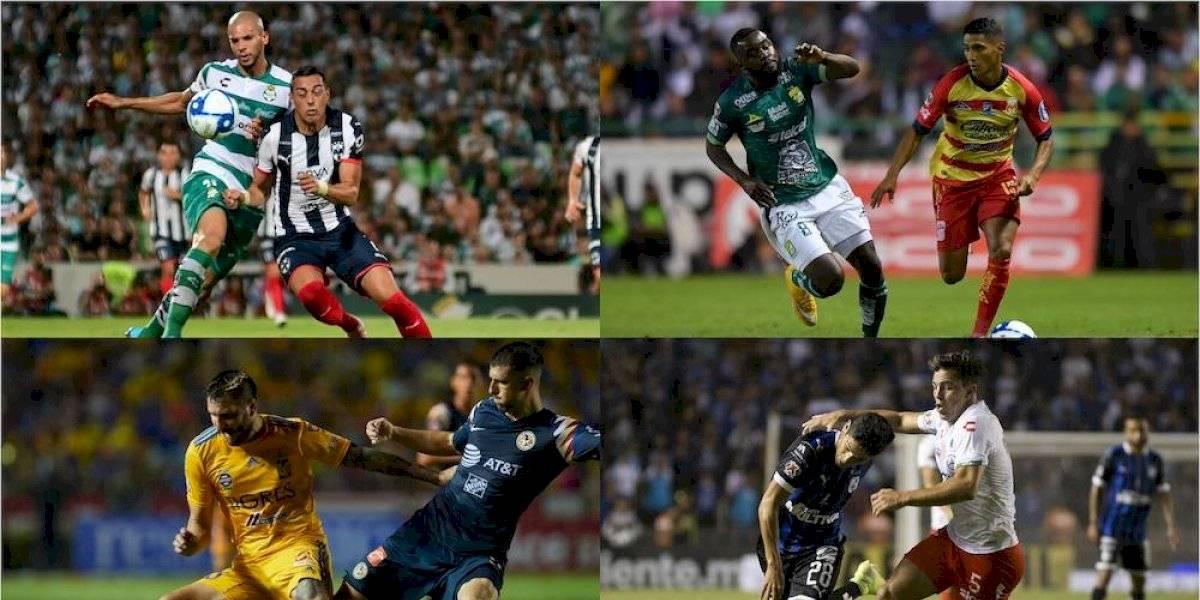 Quedan definidos enfrentamientos de liguilla del Apertura 2019