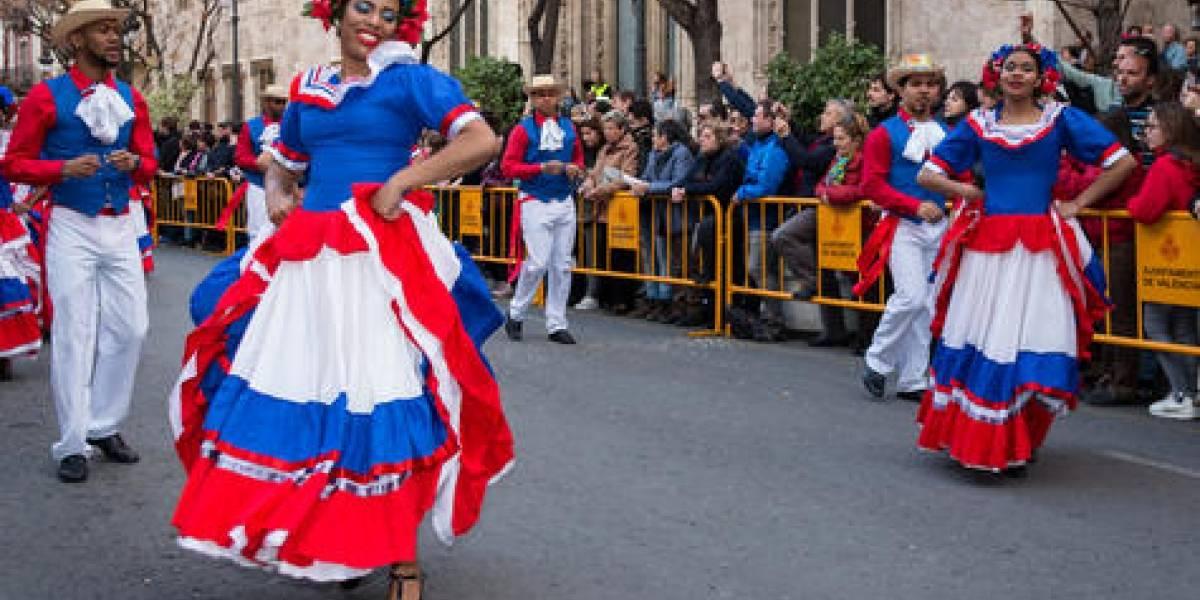Nuestra historia danza a ritmo de merengue