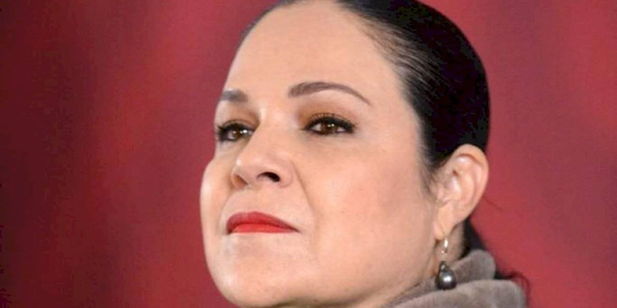 Descarta Mónica Fernández presentar denuncia tras violencia en el Senado