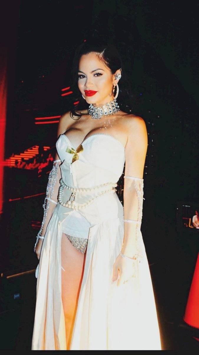 Vestido de Natti Natasha