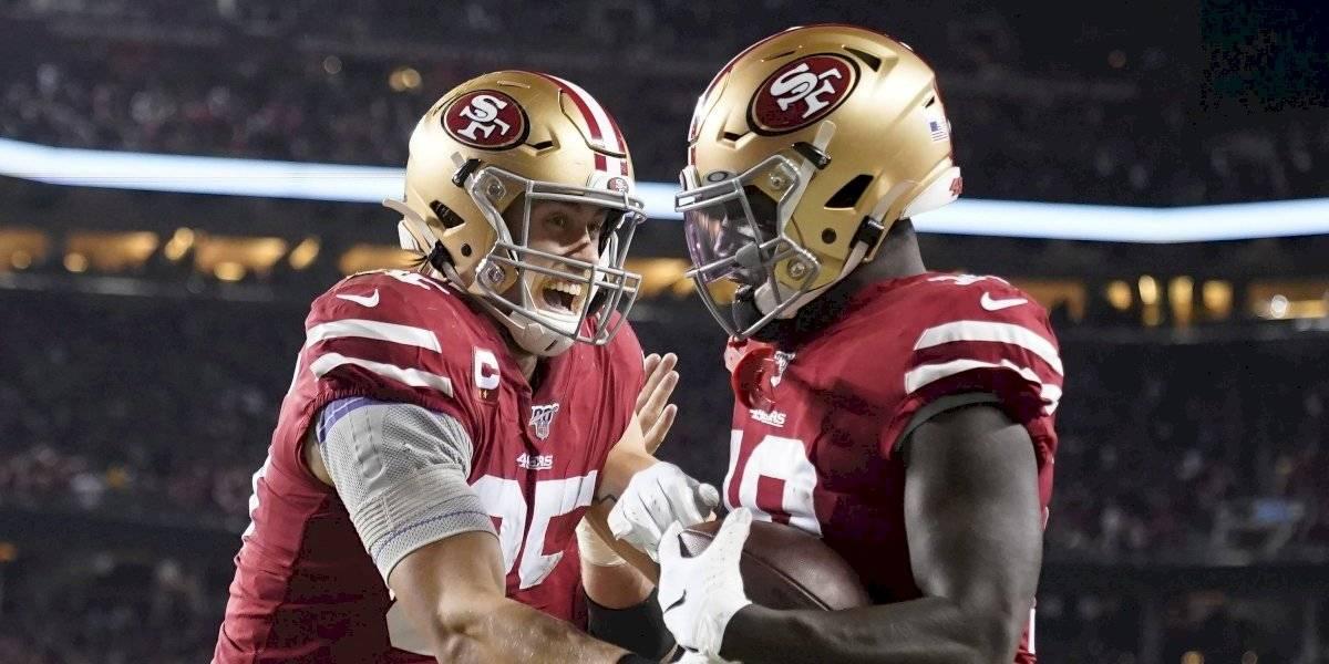 49ers aplastan a los Packers y siguen dominando la Conferencia Nacional
