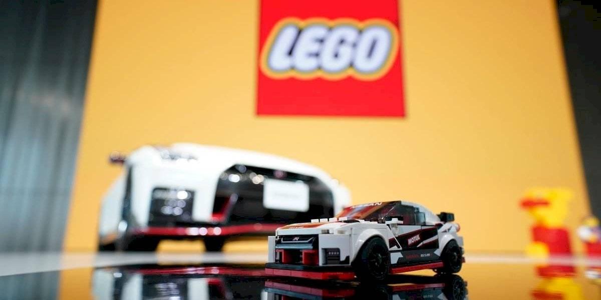 El nuevo GT-R Nismo de Nissan estará hecho de piezas de Lego