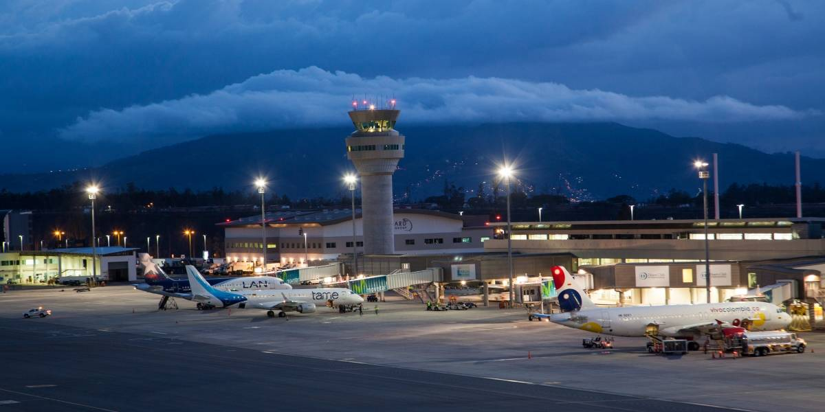 Quiport inicia ampliación de la terminal de pasajeros del Aeropuerto Mariscal Sucre