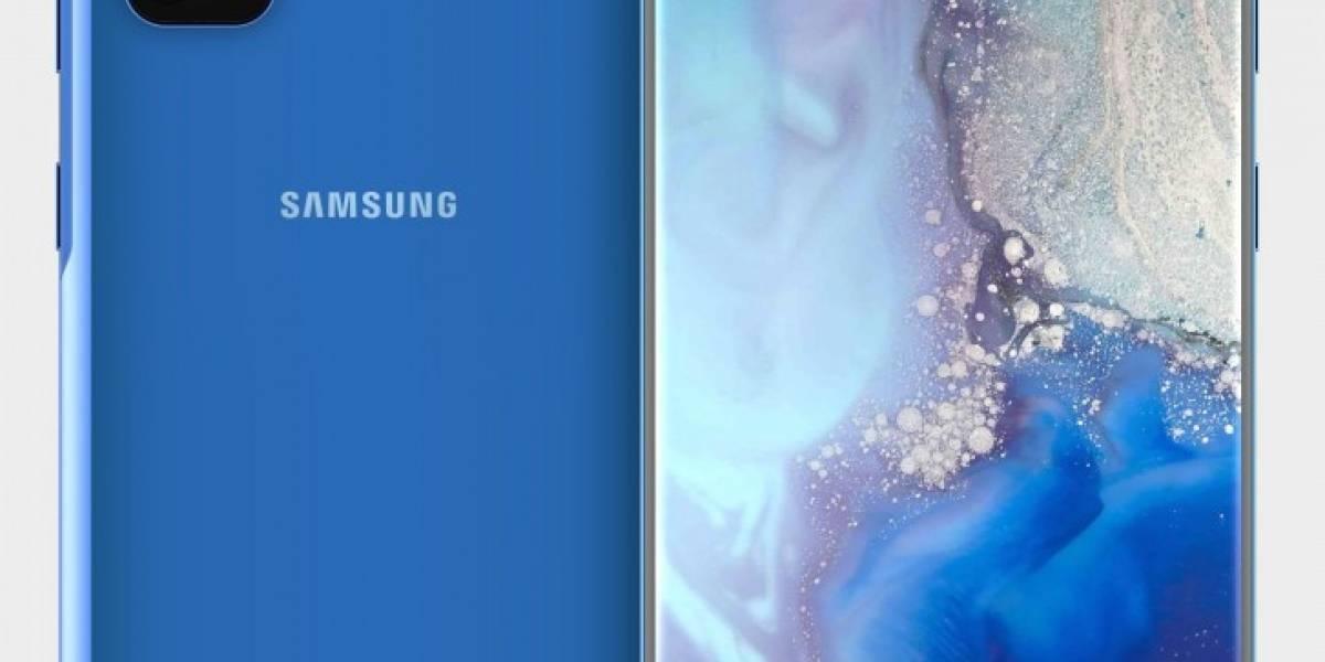 Samsung Galaxy S11 + traerá un sensor de 108MP ultraluminoso