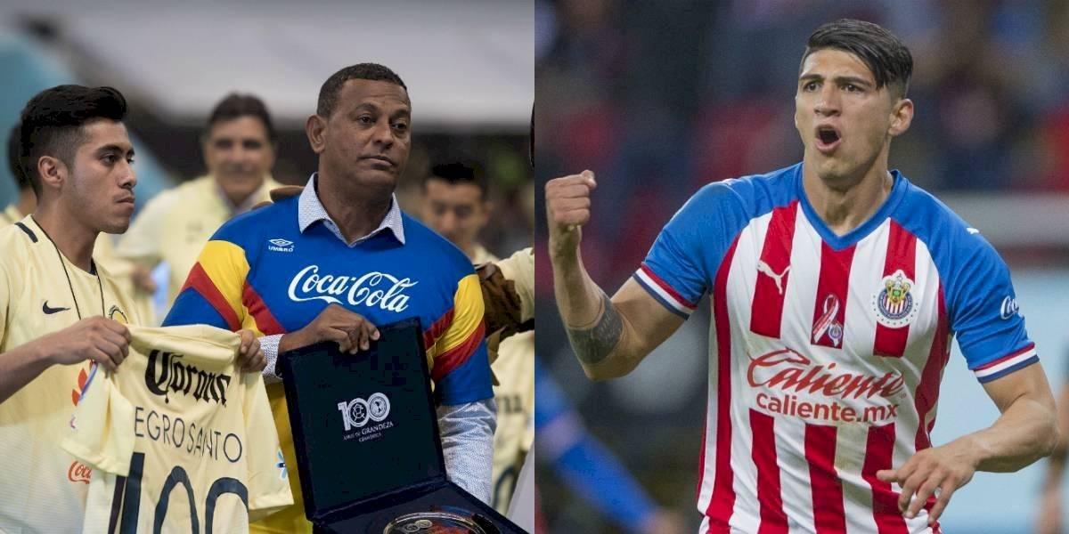 Antonio Carlos Santos cuestiona campeonato de goleo de Alan Pulido y lo llama tronco