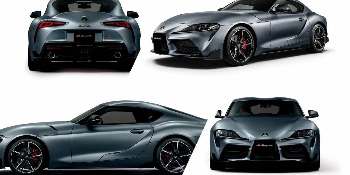 Rápido y furioso: así se maneja Toyota Supra