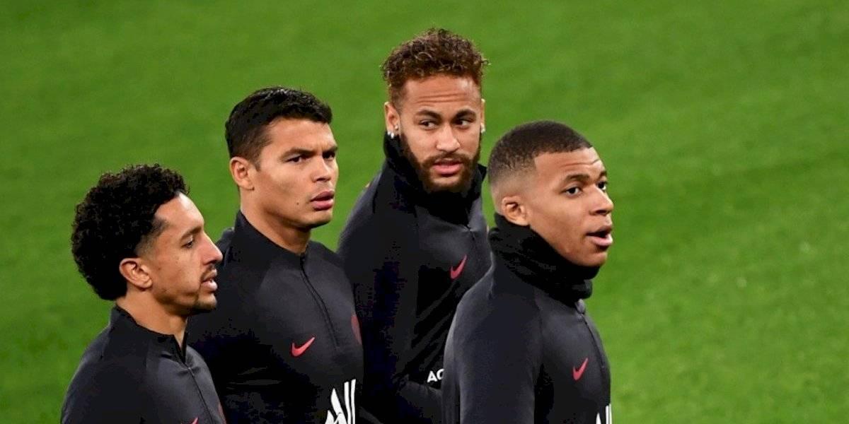 """VIDEO. """"Vete al Barça"""", el desprecio que recibió Neymar a su llegada a Madrid"""