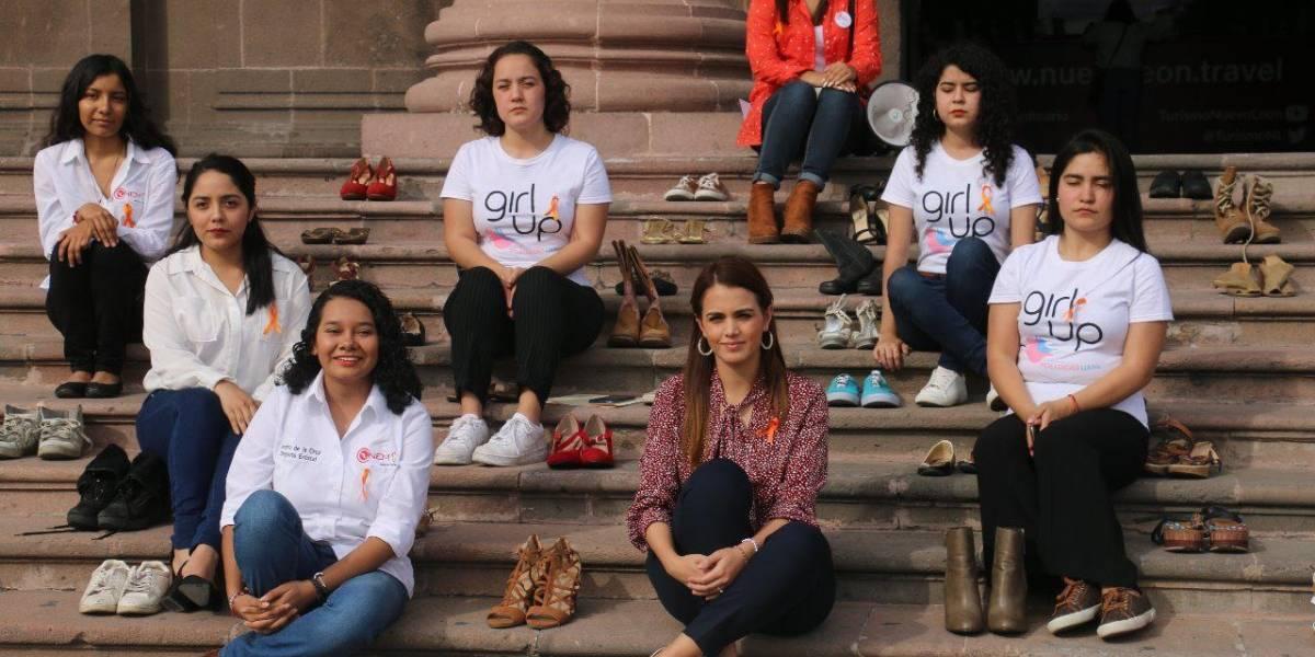 Exigen mujeres de Nuevo León un alto a los feminicidios