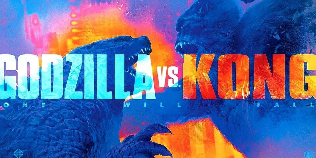 Estreia de 'Godzilla vs Kong' é adiada em oito meses
