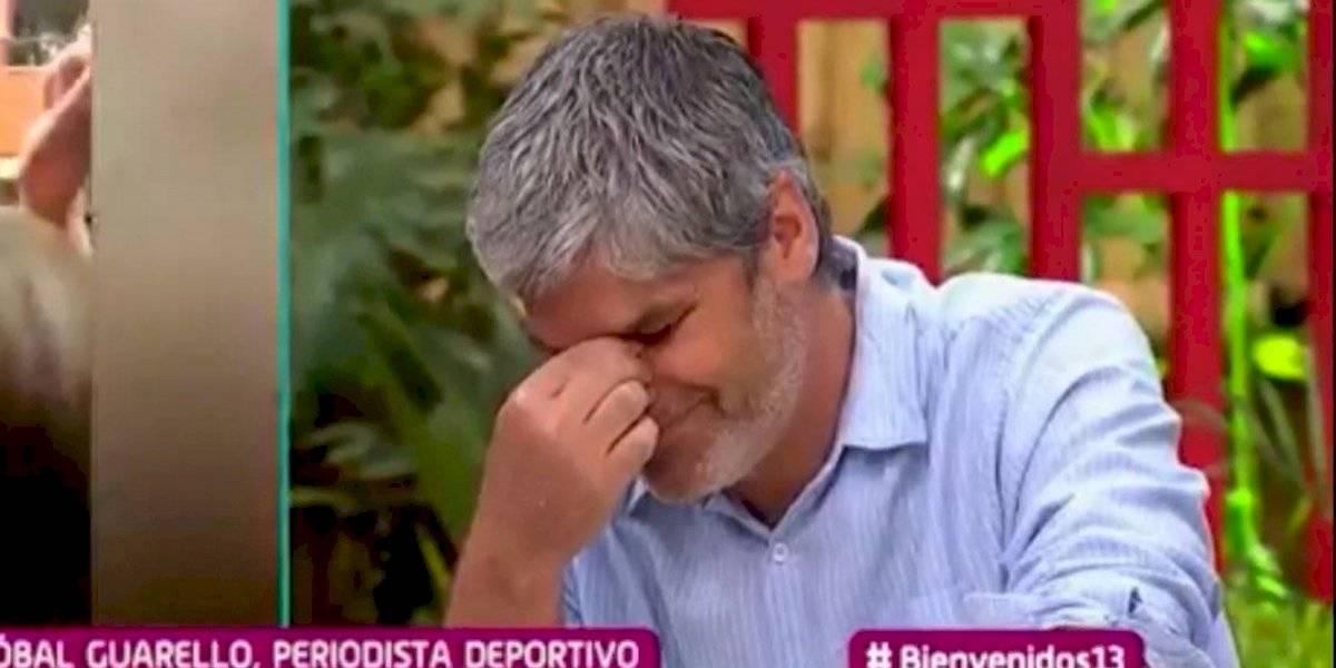 """""""Tonka, no eres mi profesora de la primaria"""": Juan Cristóbal Guarello perdió la paciencia en """"Bienvenidos"""""""