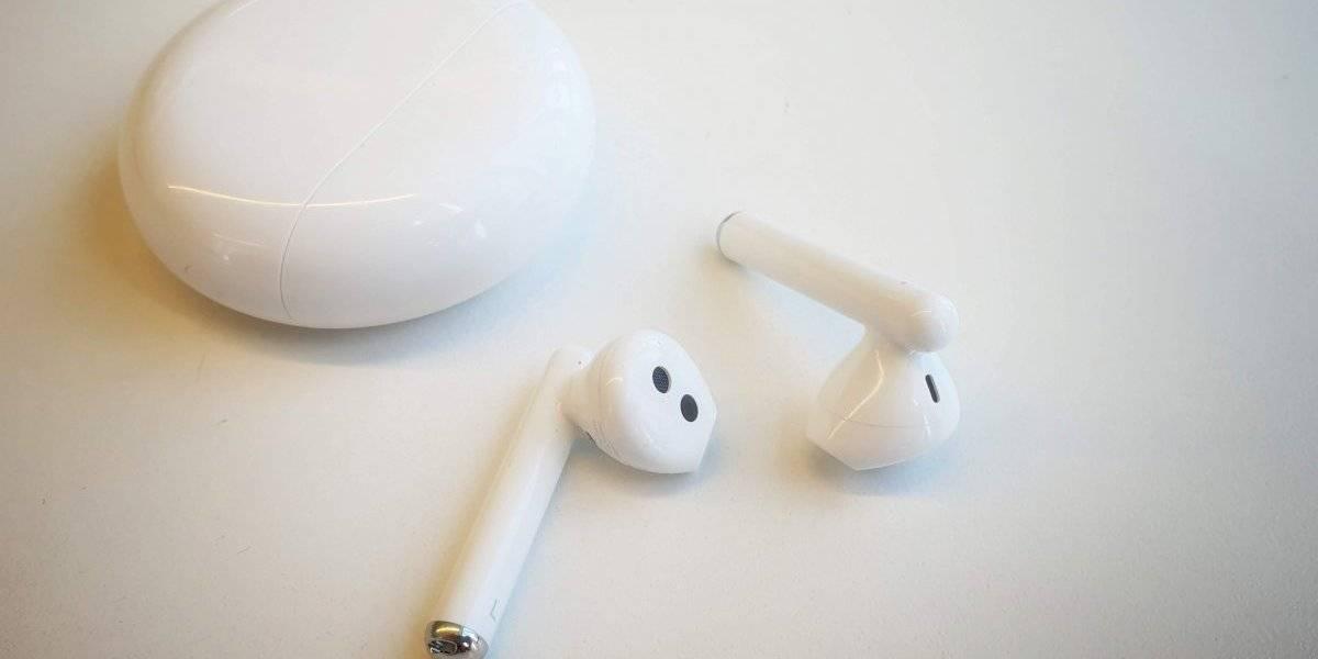 Huawei está con una oferta de locura para sus audífonos inalámbricos FreeBuds 3