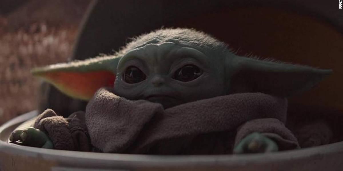 'The Mandalorian': Paródia coloca 'Bebê Yoda' ouvindo 'Baby Shark'