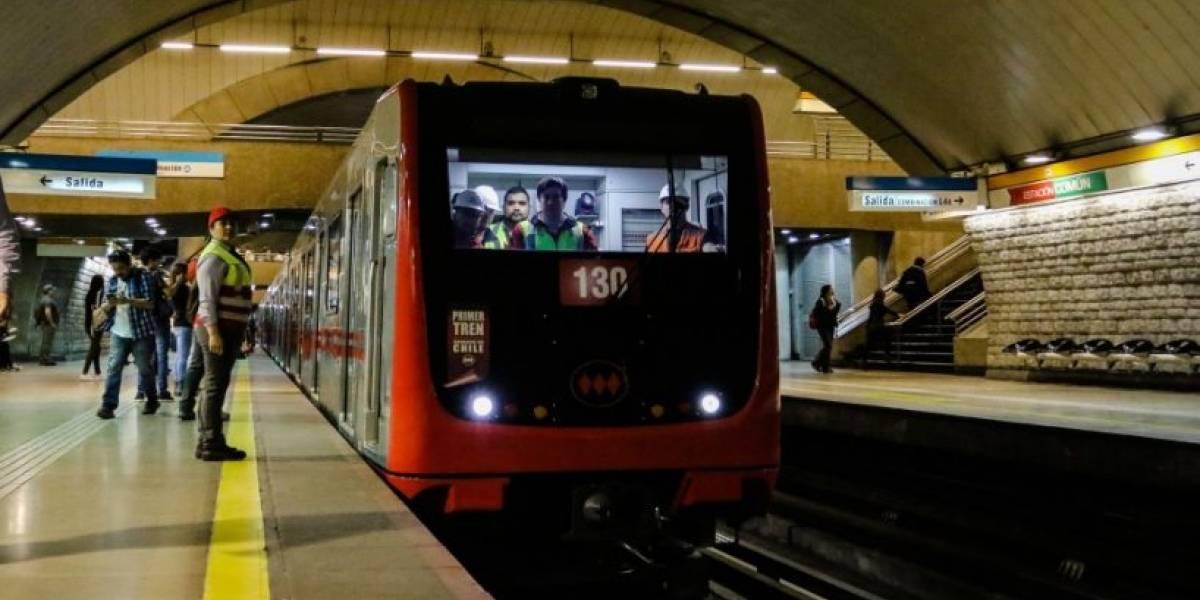 Metro nocturno: A partir del lunes el servicio se extiende hasta las 22 horas