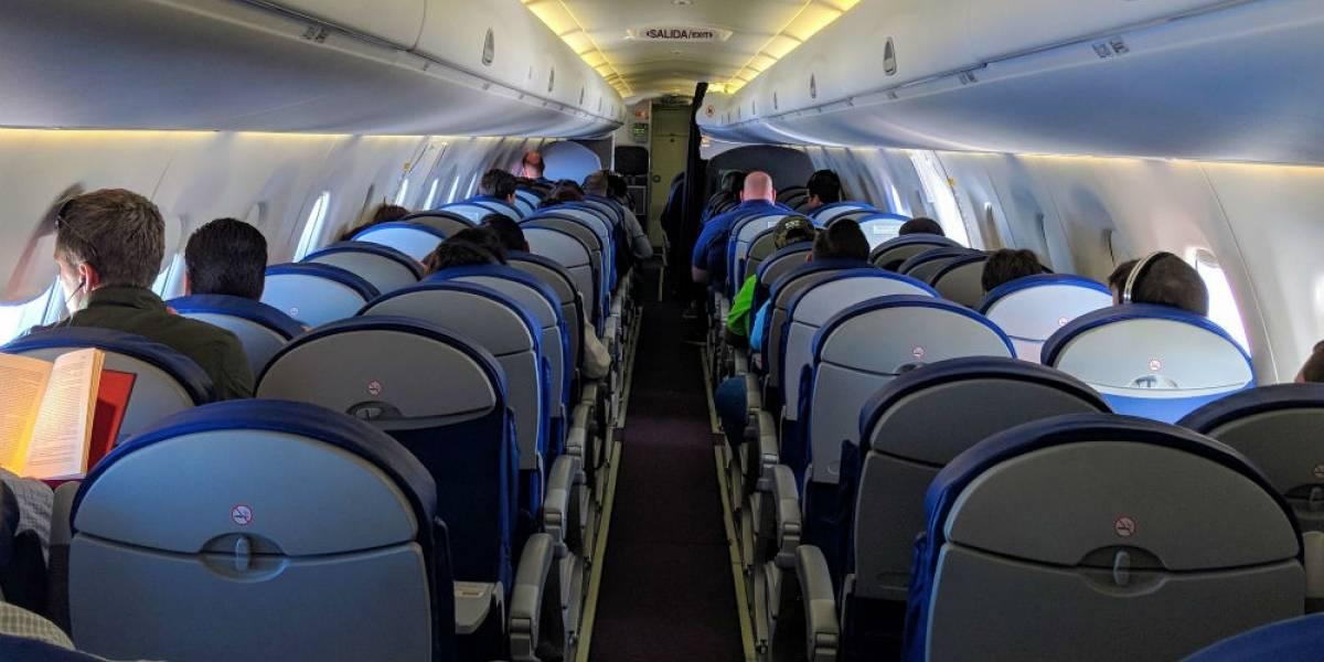 Muere hombre en vuelo Mérida-CDMX; se aplicaron protocolos, aclara Aeroméxico