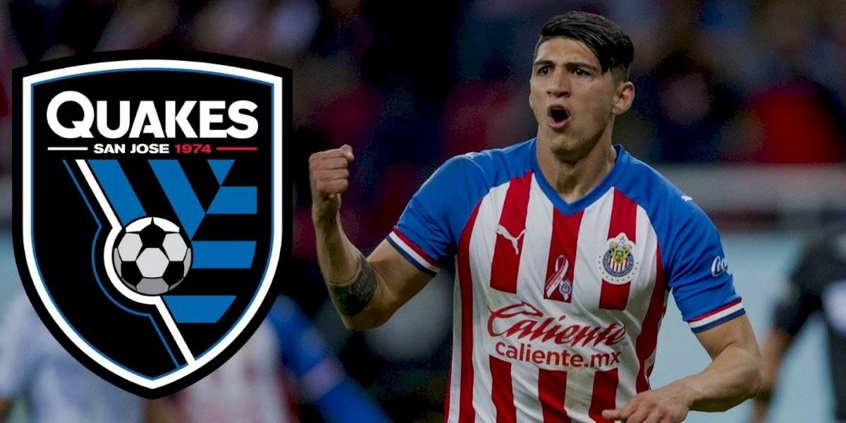 Matías Almeyda buscará llevar a Alan Pulido a la MLS