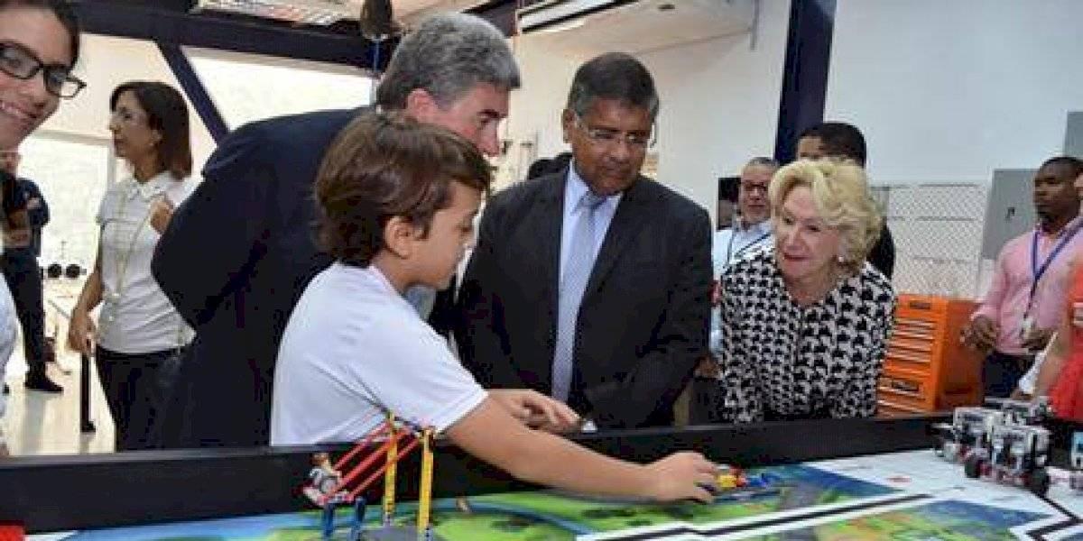 """Colegio Saint George School inauguró su """"Centro de innovación"""""""