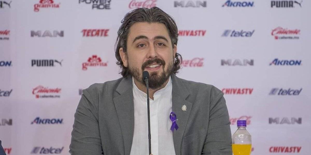 Pulido quería extensión de contrato con Chivas