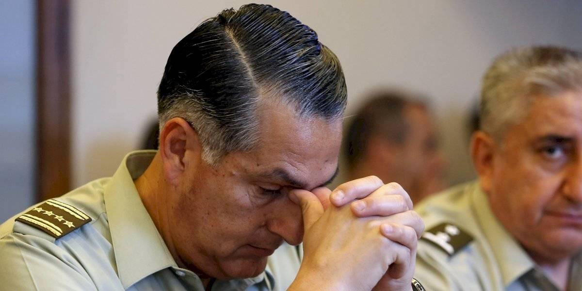 """Tribunal declara admisible querella contra general Rozas por """"permisividad ante la tortura"""""""