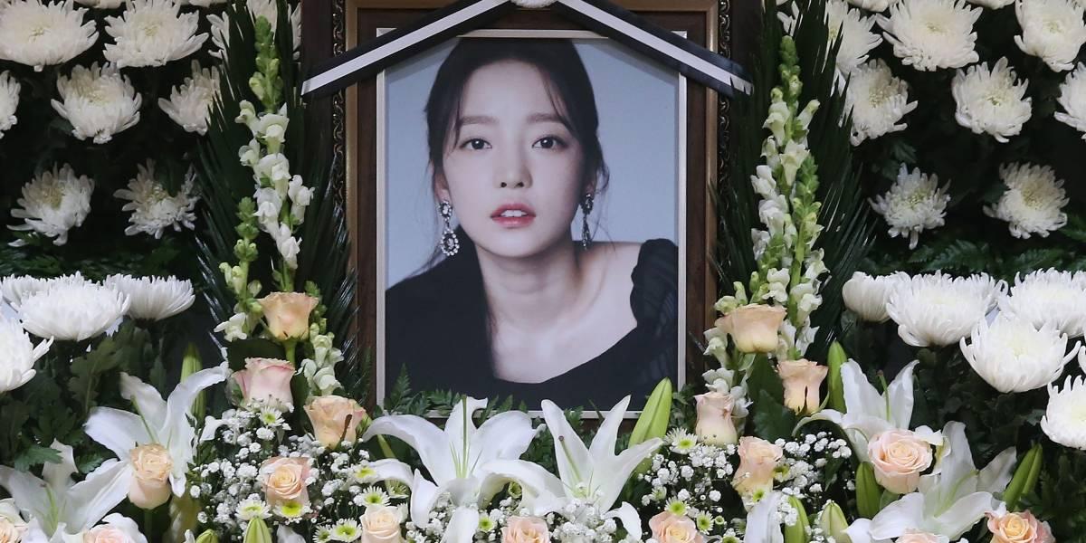 La cantante de K-pop, Goo Hara, escribió una alarmante carta antes de morir