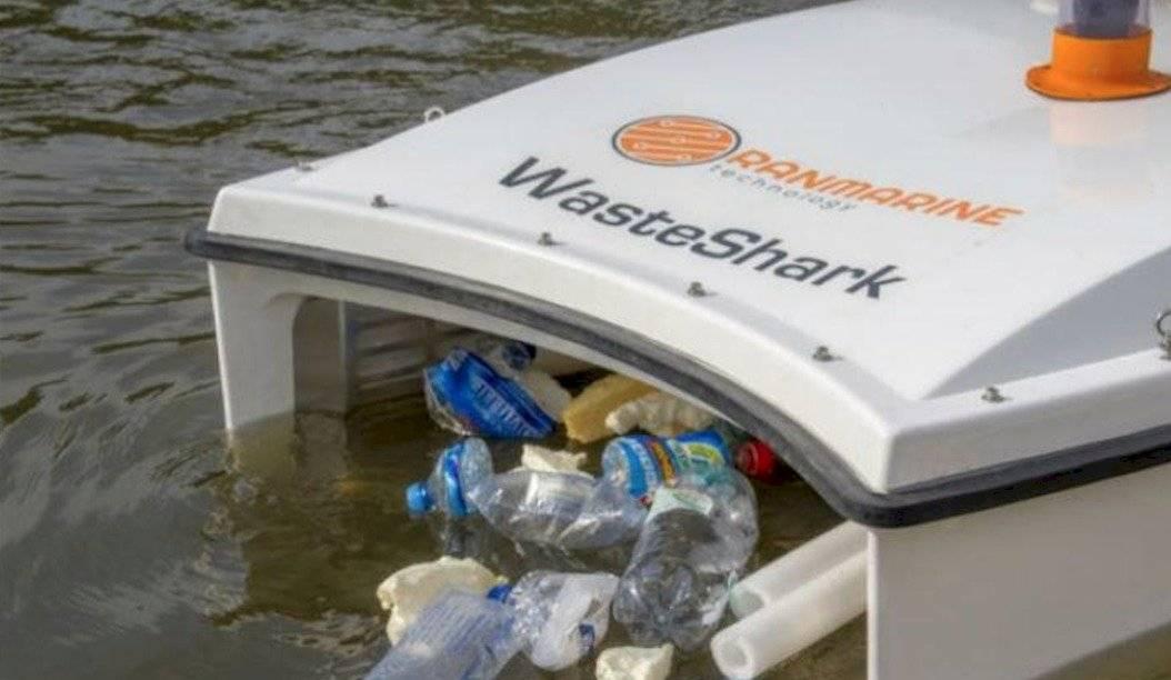 Waste Shark