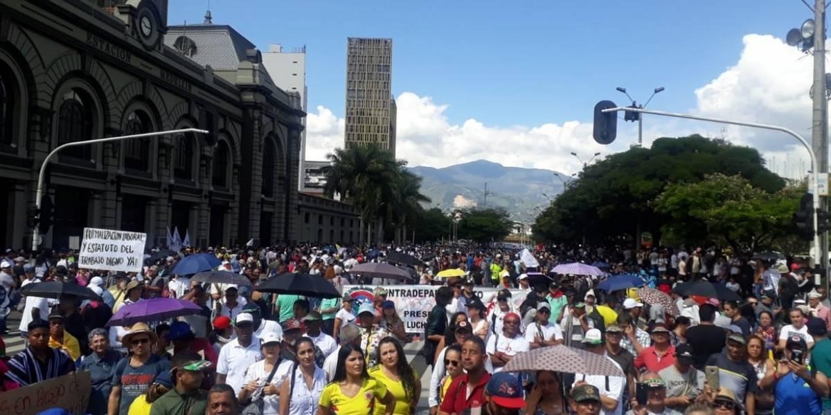 Dijín abrió investigación por posible injerencia de Rusia y Venezuela en el paro nacional