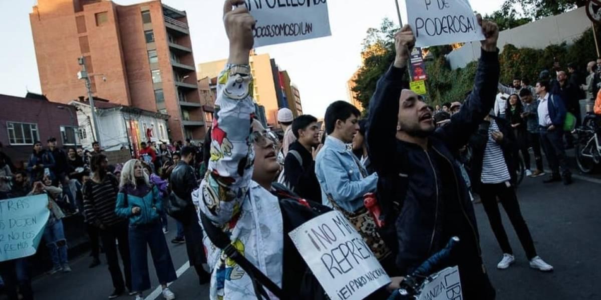 Rutas y puntos de concentración del paro de este miércoles en Bogotá