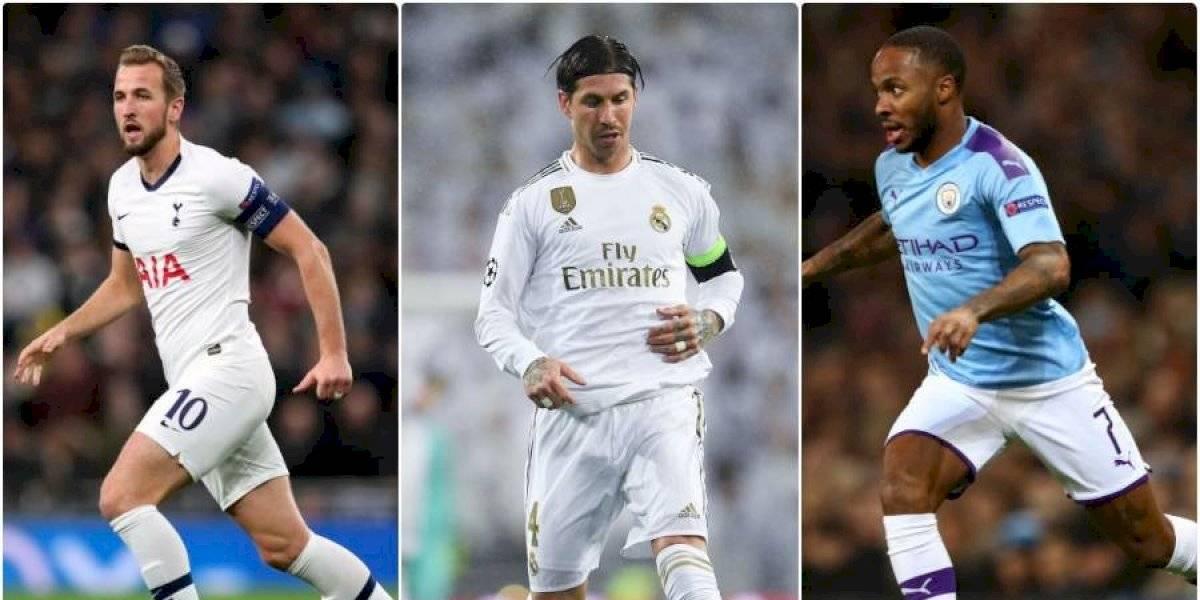 Real Madrid, Manchester City y Tottenham son los nuevos clasificados a los octavos de Champions League