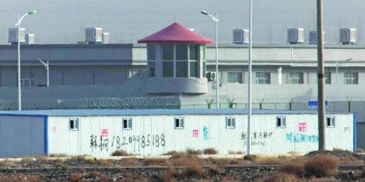 Destapan horror de centros de detención en China
