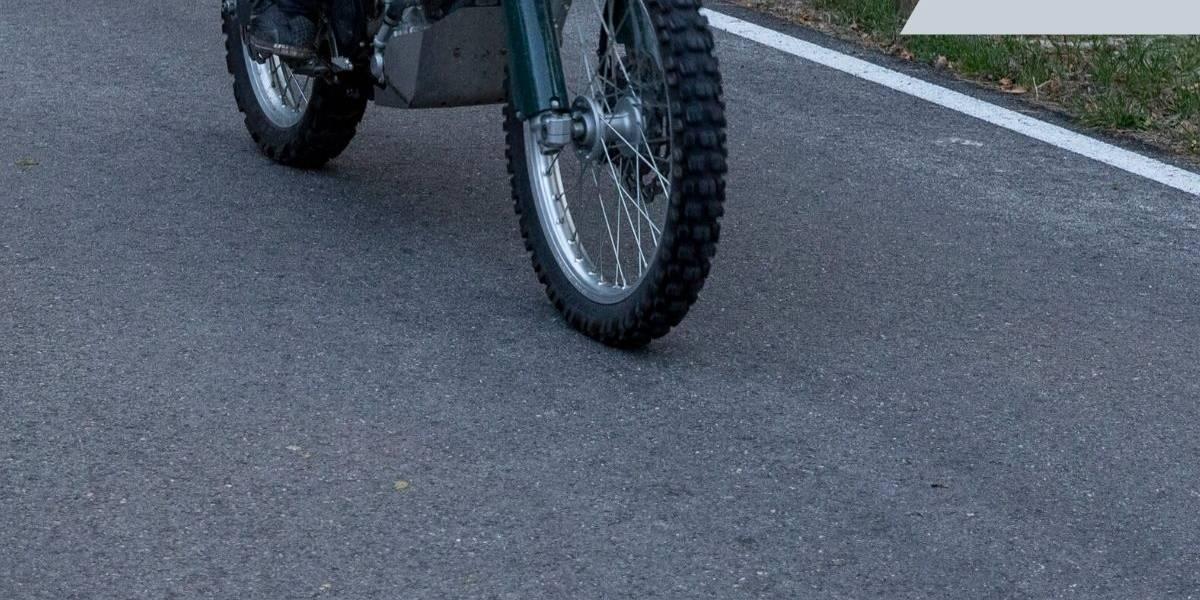 Grave choque entre dos motocicletas dejó dos personas sin vida
