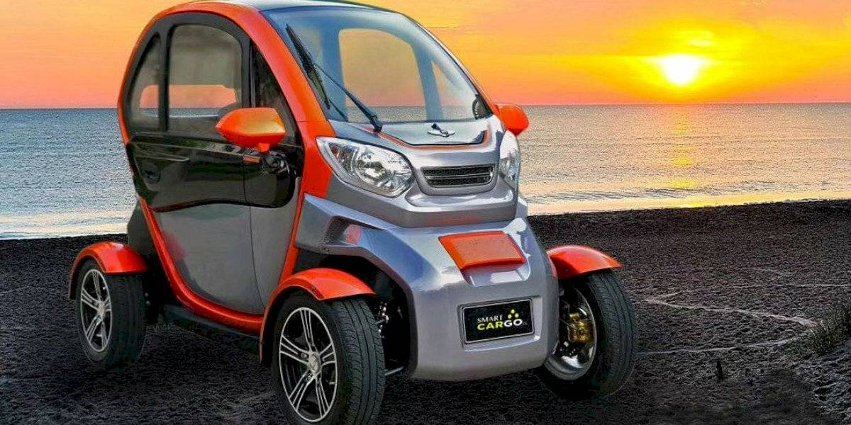 La gran victoria de los cuatriciclos eléctricos de Smart Cargo