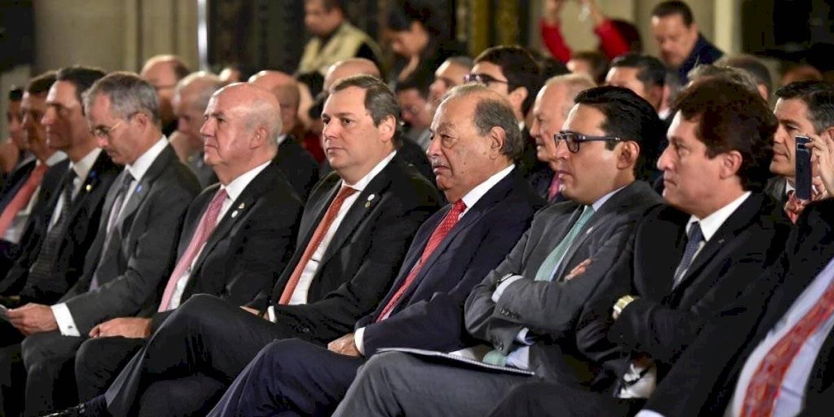 AMLO y empresarios presentan 147 proyectos del Plan de Infraestructura
