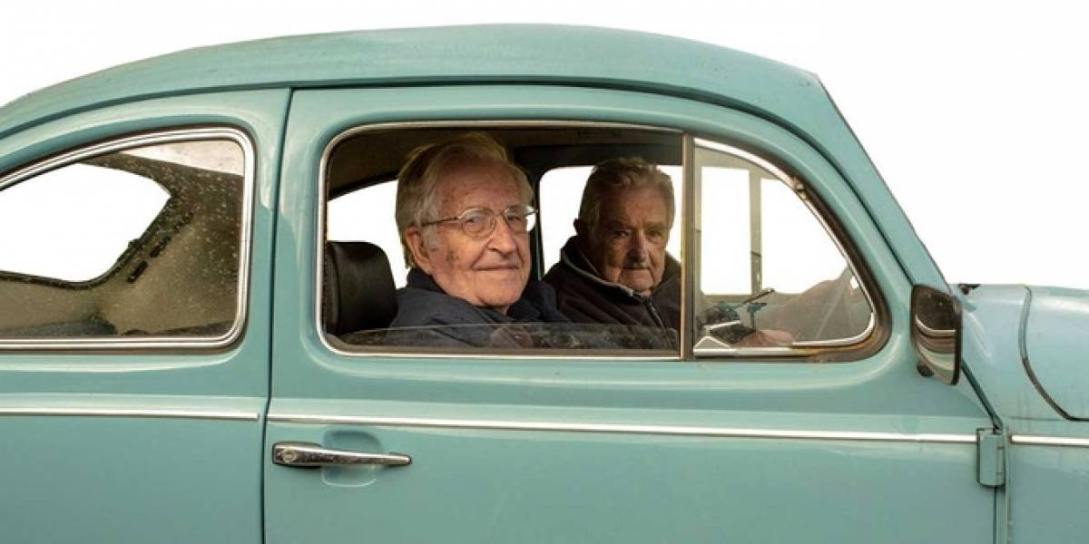 Noam Chomsky y Pepe Mujica protagonizan documental que busca financiamiento