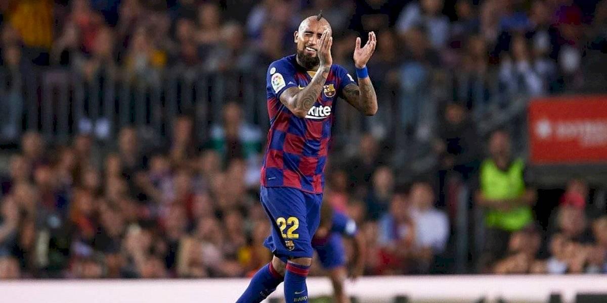 """En España siguen elogiando a Arturo Vidal en Barcelona: """"No le gusta a los puristas, pero tiene lo que le falta a Arthur"""""""