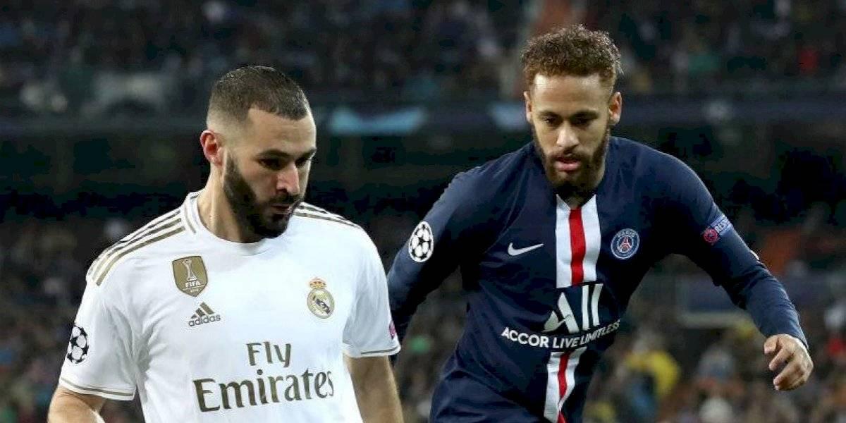 Real Madrid y PSG repartieron puntos en electrizante empate entre clasificados en la Champions League