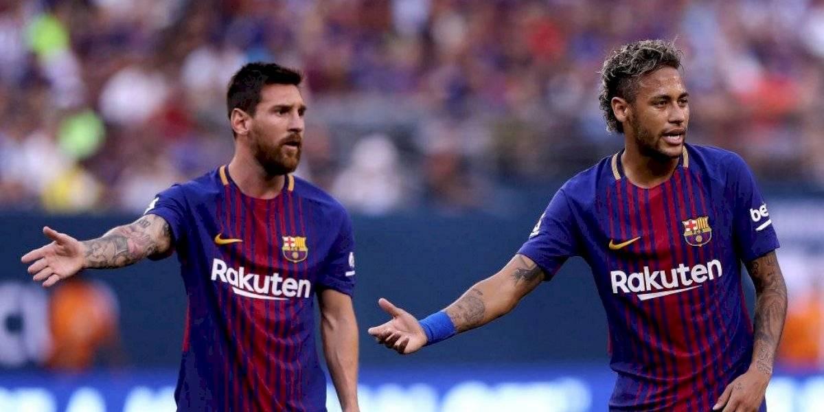 """Messi le puso fecha a su adiós al Barcelona y nombra a Neymar como su sucesor: """"Yo me iré y tú tomarás mi relevo"""""""