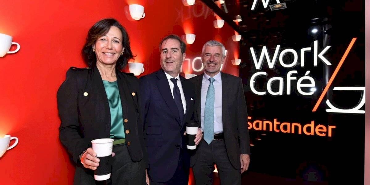 """Tenemos gran confianza en México"": presidenta de Banco Santander, Ana Botín"